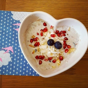 Image: Healthy Bircher Museli Recipe