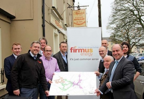 Image: moy natural gas extension firmus energy