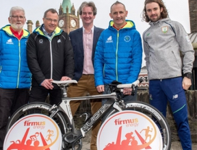 firmus energy gears up for City of Derry Triathlon events