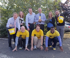 Image: firmus energy Shine Charity Runners - Causeway Coast