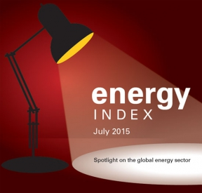 Image: firmus energy index for July 2015