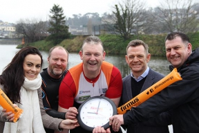 Image: Launch of Newry City Triathlon