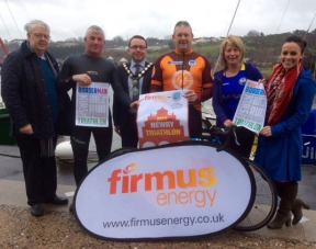 Launch of the firmus energy Newry City Triathlon