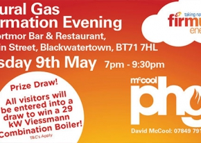 firmus energy to host natural gas info evening for Blackwatertown