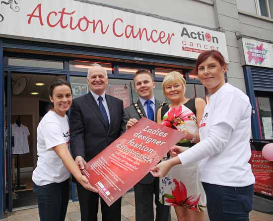 Image:firmus energy Action Cancer Shop Challenge BITCNI